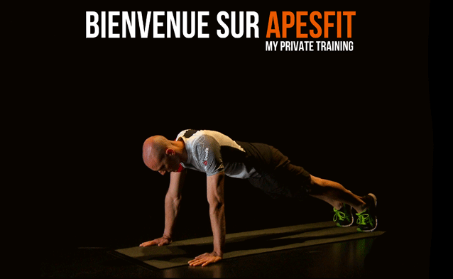 Apes Fit - My Private Training, votre coach sportif en ligne
